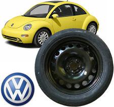 RUOTA VW New Beetle COMPLETA CERCHIO ANCHE DI SCORTA CONTINENTAL 205 55 R16 91 W