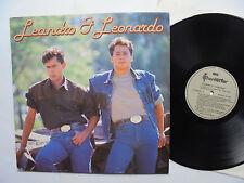 LEANDRO & LEONARDO - SAME  / rare BRASIL-pressung von 1990 im sehr guten Zustand
