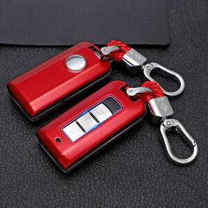 For Mitsubishi Outlander Sport ASX RVR Key Fob Shell Case Holder Protect Cover