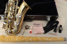Yamaha Yas 23 Alto Saxophone, Japan, sounds awesome, super EASY player!!