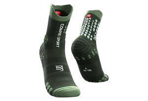 Compressport Pro Racing Socks V3.0 Trail - Green