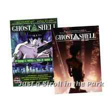 Ghost in the Shell Anime Series Complete Versions 1.0 & 2.0 Boxed/DVD Set(s) NEW