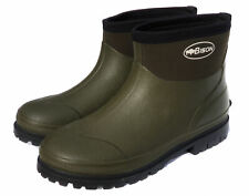 BISON NEOPRENE GARDEN ANKLE WELLINGTON MUCK FISHING BIVVY BOOT