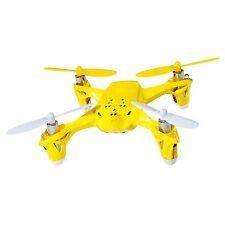 Hubsan H108 Spyder 2.4G 4CH RC Quadcopter Yellow