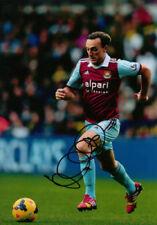 Photo de collection sur le football signés West Ham United