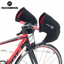 RockBros Winter Road Bike Cycling Gloves Handlebar Mittens Hand Warmers Covers