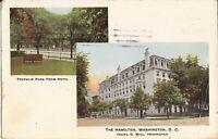 WASHINGTON, DC - Hamilton Hotel - Franklin Park - MULTIVIEW - 1911