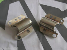 MGTF MG TF 2x Uprated  Front & Rear Subframe Rear Mounts Stainless KGE000071