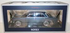 Véhicules miniatures bleus NOREV pour Mercedes