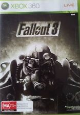 Fallout 3 - Xbox 360 - booklet