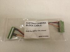 NEW Costar Fastrax Camera PTZ Block Cable HFC-10 170mm