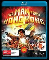 The Man From Hong Kong (Blu-ray) NEW/SEALED [All Regions]