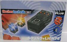 **NEU** fischertechnik 500880 PLUS Sound + Lights **OVP**