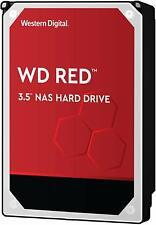 """Western Digital HDD WD101EFAX 10TB SATA 256MB Cache 3.5"""" WD Red Bulk"""