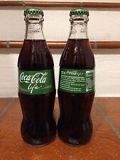 Coca Cola LIFE New tipe coca cola,bottiglia in vetro da 330 ml con Stevia Leggi: