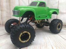 Early 50s Chevy Custom Painted 4X4 RC Rock Crawler Everest10 RTR Waterproof 2.4G