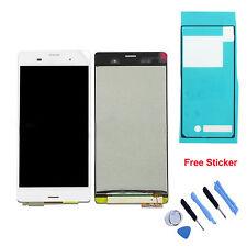 Blanco Pantalla táctil Digitalizador LCD For Sony Xperia Z3 D6603 D6643