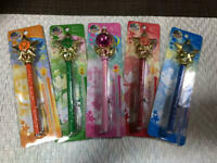 Sailor Moon Miracle Romance Instruction Ball Point Pen 5 types Anime Goods