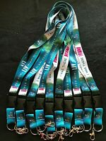Pack of 10 Super Bowl 54 Miami 2020 KC Chiefs vs SF 49ers Lanyards