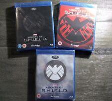 Marvel's Agent of S.H.I.E.L.D. - Season 1-3 [Blu-ray] [15 Discs] [1 2 3] SHIELD