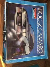 Vintage Monogram IROC-Z Camaro 1:8 Scale Model Kit - # 2610