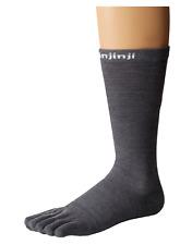 Injinji Liner Natural Toe Splay 3 Pack Crew Socks Unisex Size M 8494