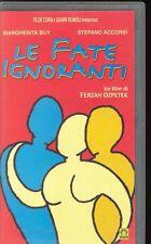LE FATE IGNORANTI - - VHS