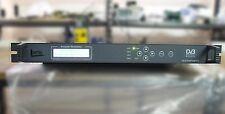 DVB T-Modulator, Encoder, Multiplexer Asi In + 4x Video/Audio In - New