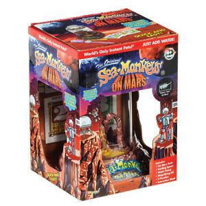 The Original Amazing Live Sea Monkeys On Mars Zoo Marine Aquarium 23229