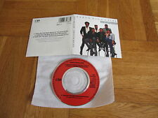 """EARTH WIND & FIRE Turn On (The Beat Box) 1988 EUROPEAN 3"""" CD single 80s extended"""
