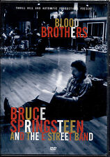 """BRUCE SPRINGSTEEN AND THE STREET BAND """"BLOOD BROTHERS"""" - DVD NUOVO E SIGILLATO"""