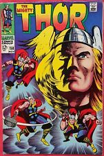 Thor 158 Marvel Silver Age 1968 Origin of Dr. Don Blake