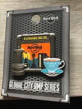 HARD ROCK CAFE EDINBURGH GLOBAL CITY AMP SERIE PIN