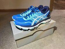 ASICS GT-2000 5 Women's Running Athletic Shoes Size 9.5 Diva Blue/White/Aqua