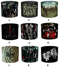 Slipknot Corey Taylor Lampshades, Ideal To Match Wall Decals & Stickers