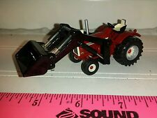1/64 ERTL custom ih international farmall 1206 wheatland tractor loader farm toy