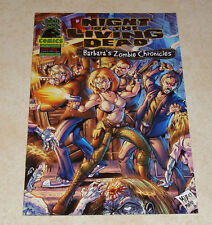 Night of the Living Dead Barbara's Zombie Chronicles 1st Print Limited 2000