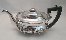 Un bel VECCHIO SHEFFIELD PLACCATO Tea Pot-C1820