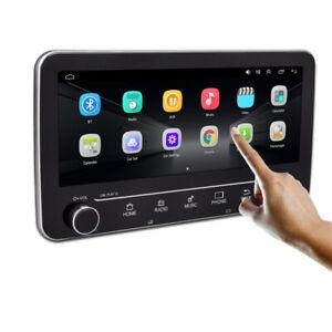 "10.25"" Double Din Car Stereo Radio w/ Bluetooth GPS Navigation Carplay DSP WIFI"