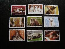 BENIN - 9 timbres obliteres (année 2003) (COT1) stamp