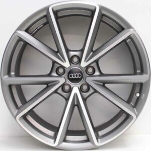 19 inch Genuine Audi S4 / A4  S LINE  2018 model ALLOY Wheels