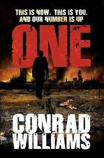 One by Conrad Williams (English) Paperback Book