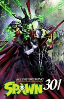 Spawn #301 Cover E Crain Image Comic 1st Print 2019 NM