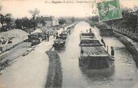 DIGOIN - le canal du centre