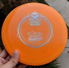 Rare Orange Grandslam Star Destroyer Disc Golf