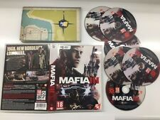 Mafia III 3 PC Jeu Boîte et Plan seulement no jeu neuf original GB