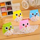 Mini Lovely Owl Pattern Pencil Sharpener School Kid's Favorite Beautiful