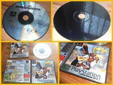 PS1 PlayStation 1 Crash Bandicoot 3 Warped Platinum Complete PAL