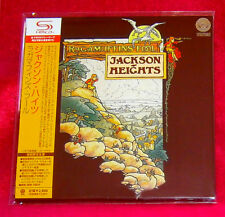 Jackson Heights Ragamuffin's Fool SHM MINI LP CD JAPAN UICY-94532