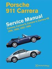 Porsche 911 Carrera (Type 993) Service Manual 1995, 1996, 1997 1998 : Carrera...